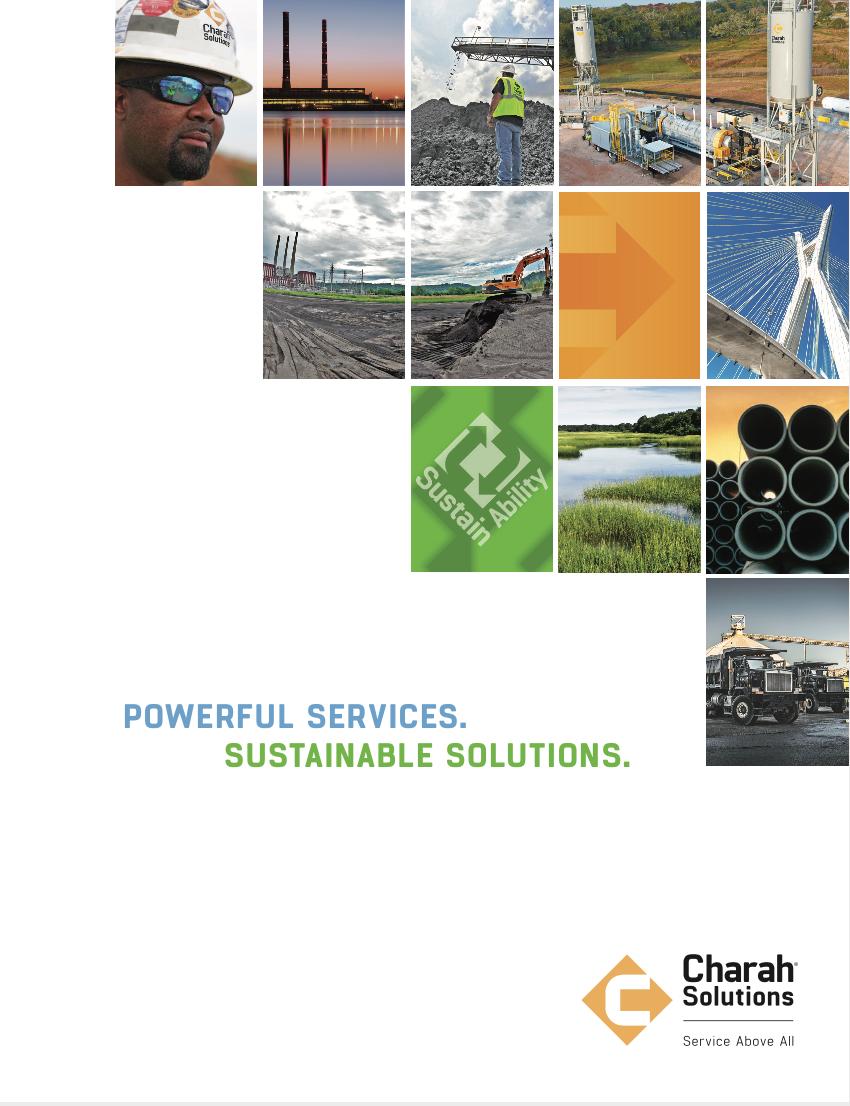 Charah Solutions Capabilities Brochure_May 11
