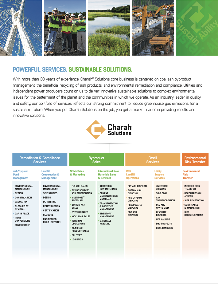 Charah Solutions Capabilities Flyer_May 11